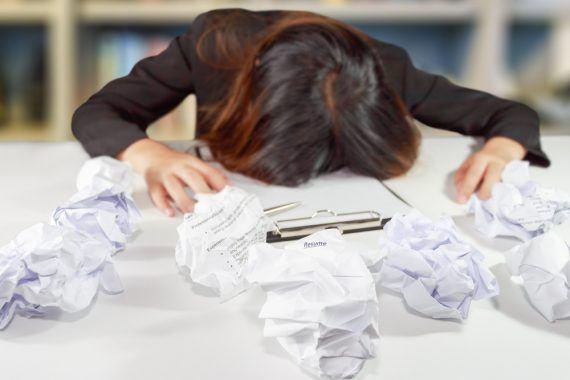 erreurs à ne pas faire lors de la rédaction de votre CV