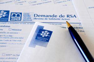 RSA et création d'entreprise